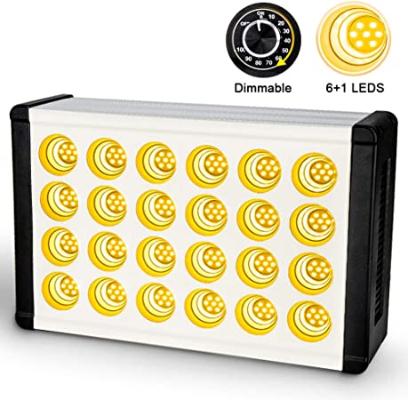 60W-800W LED Grow Light Sunlike Full Spectrum Hydroponics Veg Flower Plant Lamp