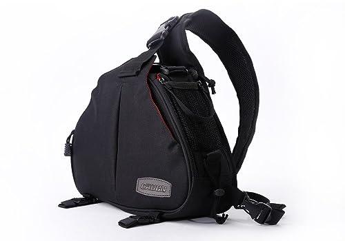 Caden K1 Case Bag for DSLR Camera - Black