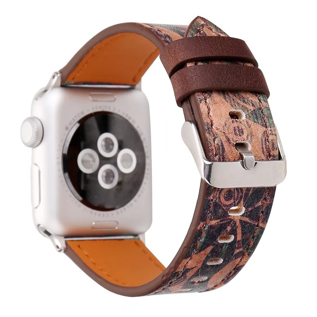 4series 40 40mm Apple Watch Band Top Apple Watch Bands Bands for Apple Watch 38mm Series 3 New Apple Watch Band 38mm 38 44 44mm Apple Watch Band for 3 4 Bands 4s S2 Watch (Green Ring, 42mm44mm) by TIMESFRIEND