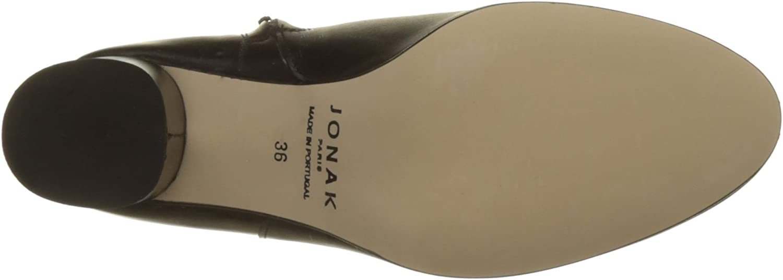 Jonak 11700, Bottines Classiques Femme, Noir (Noir), 36 EU