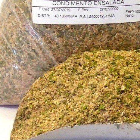 CONDIMENTO ENSALADAS - bote 820 gramos