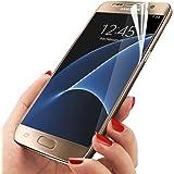 Galaxy S7 Protection Écran, Ubegood protection d'écran [Haute Définition Sans Bulle] Film Screen Protector pour Samsung Galaxy S7 - 1 Pack
