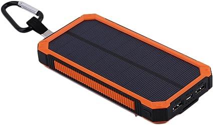 hehilark Chargeur solaire 30000 mAh Chargeur Solaire