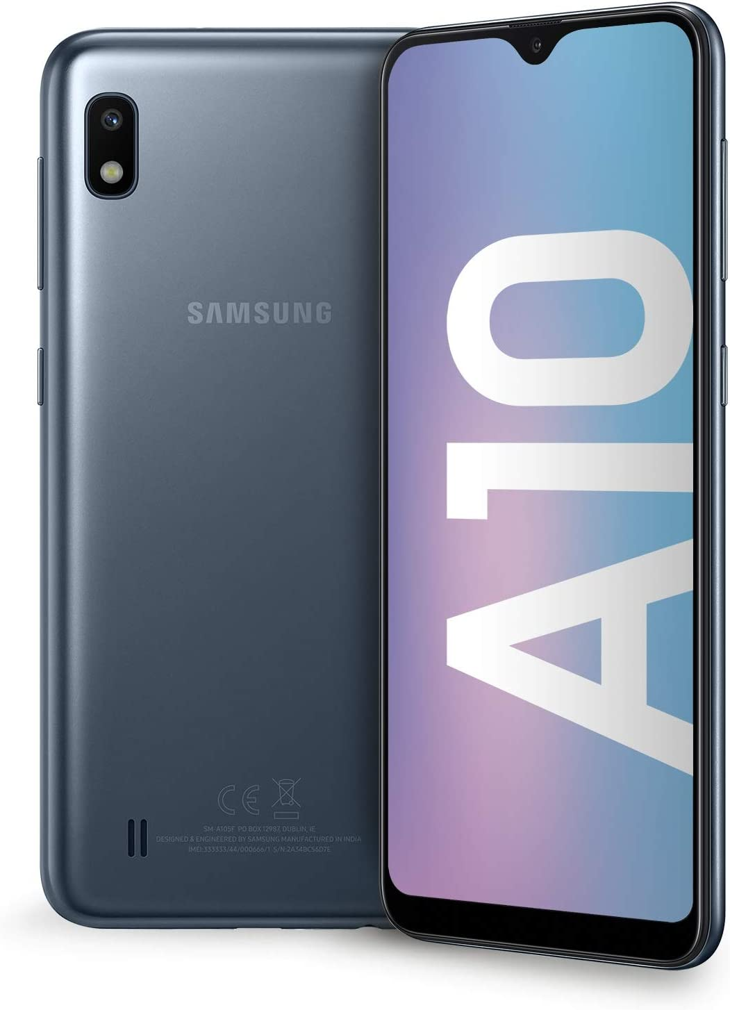 Samsung A10 Black 6.2