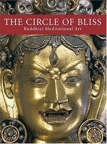 Read Online The Circle of Bliss: Buddhist Meditational Art pdf