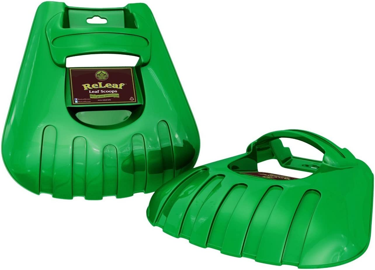 ReLeaf Leaf Scoops Grass Removal