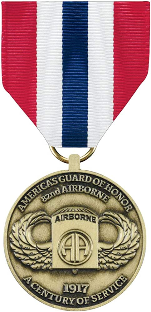 82nd Airborne 100th Anniversary Commemorative Medal