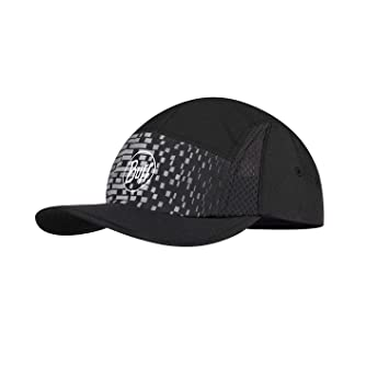 Buff Run Cap Gorra, Unisex-Adult, Dark Grey, One Size: Amazon.es ...