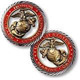 Core Values - U.S. Marines Challenge Coin by Northwest Territorial Mint