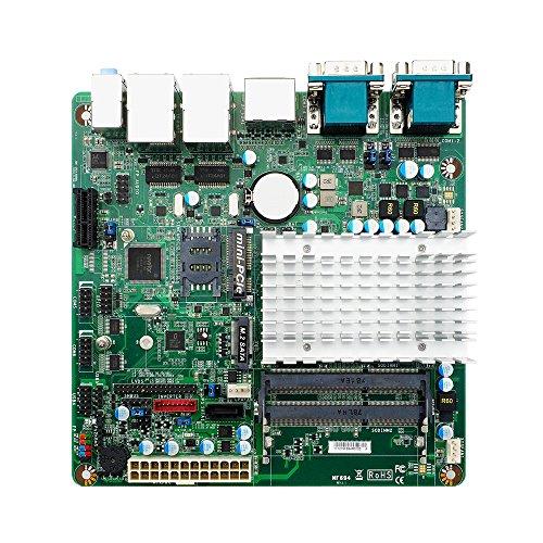 Jetway JNF694-3350 Motherboard w/Intel Apollo Lake Celeron N3350 Dual Core Processor, 4x Serial Ports, Dual GbE LAN by Jetway (Image #1)