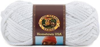 Lion Brand Yarn Hometown USA Yarn