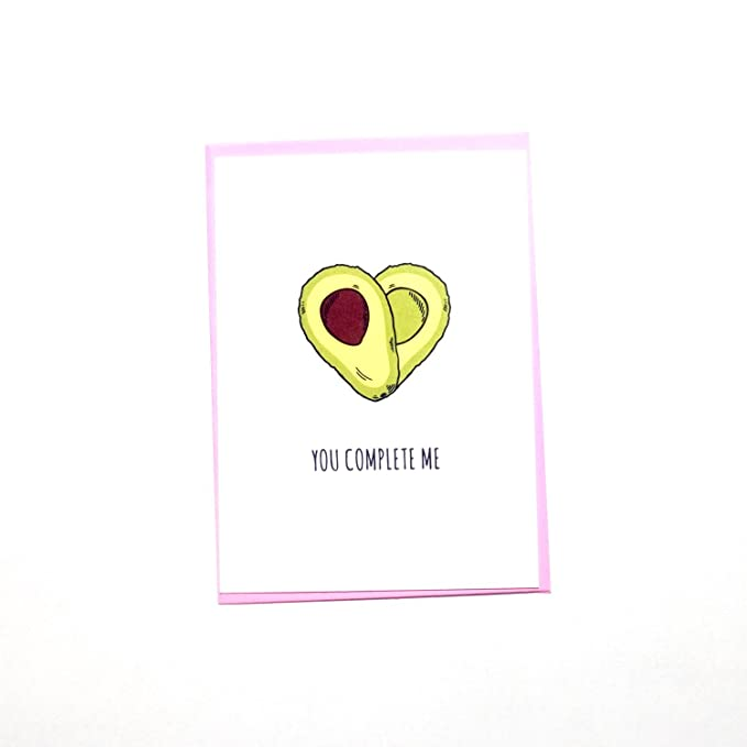 You complete me: Un San Valentín de aguacate y a juego Tatuajes ...