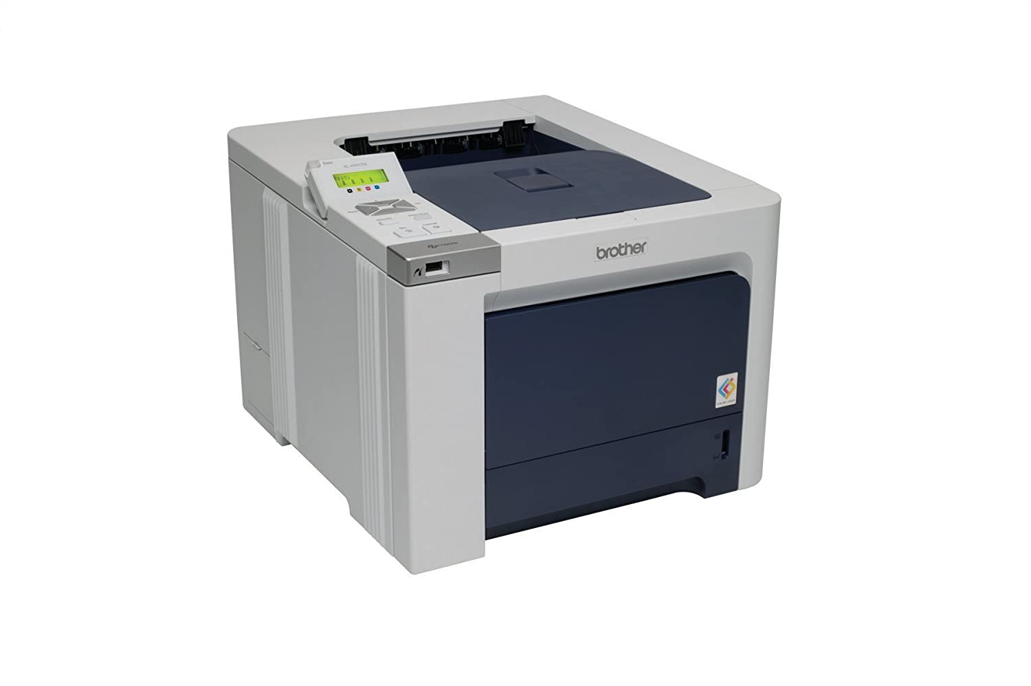 61PHRfg8iHL._SL1500_ amazon com brother hl 4040cdn color laser printer with duplex and  at creativeand.co