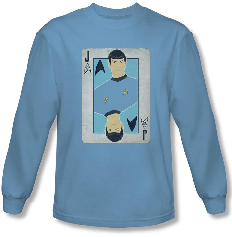 Star Trek - Mens Tos Jack Longsleeve T-Shirt