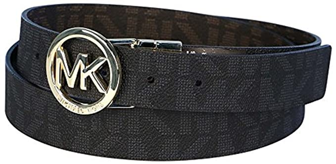 Michael Kors Women's Belt Black Small: Amazon.ae: Amazon US