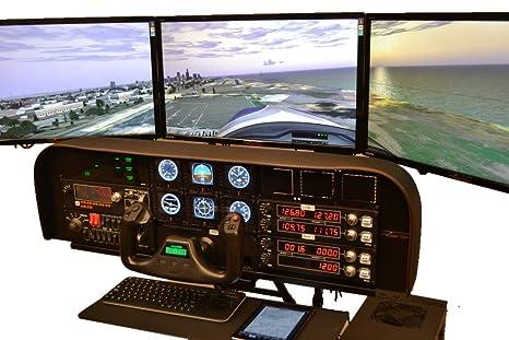 Volair Sim. Avionics - Panel para Chupete: Amazon.es ...