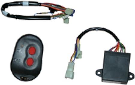 Amazon.com: Yamaha 7 x fy86000 Mando a Distancia Start Kit ...