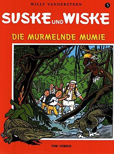 Die murmelnde Mumie (Suske und Wiske)