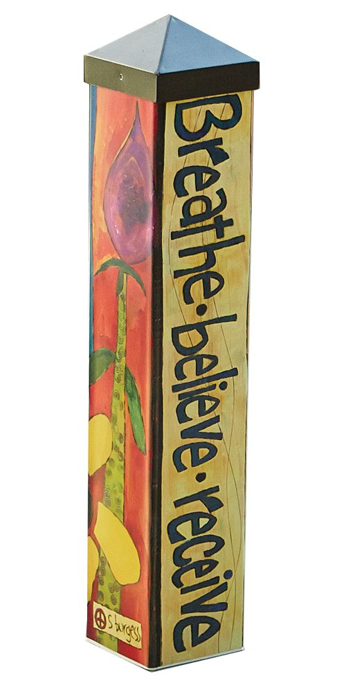 Magnet Works, Ltd. MAILPP235 Breathe 20 inch Art Pole 4x4 B00J58GBY2