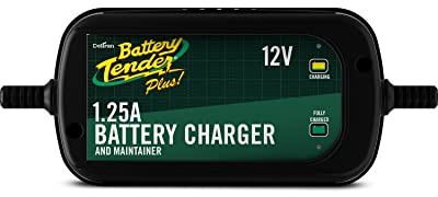 Battery Tender 022-0185G-DL-WH Battery Charger
