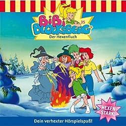 Der Hexenfluch (Bibi Blocksberg 35)
