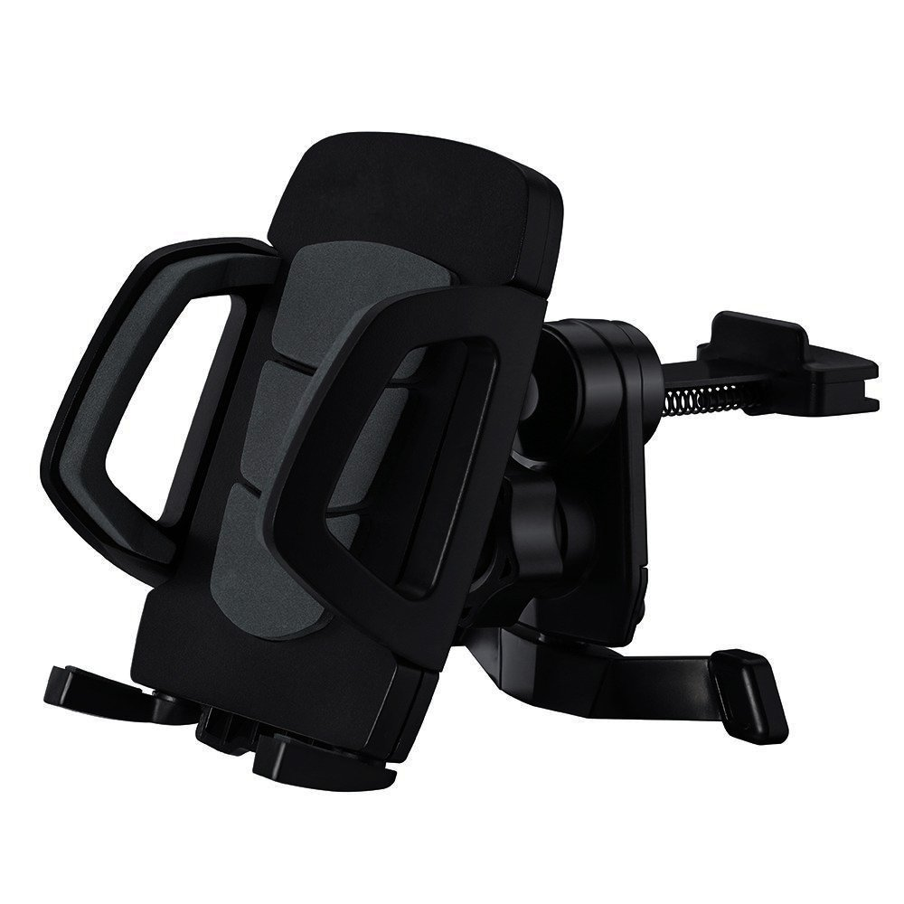 Car Phone Holder ,Bekhic Air Vent//Windshield Car Mount Cradle for Devices with 5-10 cm Screens