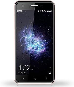 4 G Smartphone 5.0 Pulgadas HD Pantalla móvil Dual SIM 1 GB RAM 16 ...