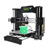 Geeetech Prusa Reprap Acrylique I3 X en kit DIY LCD l'imprimante 3D Supporte des filaments de 6 types de Matériaux