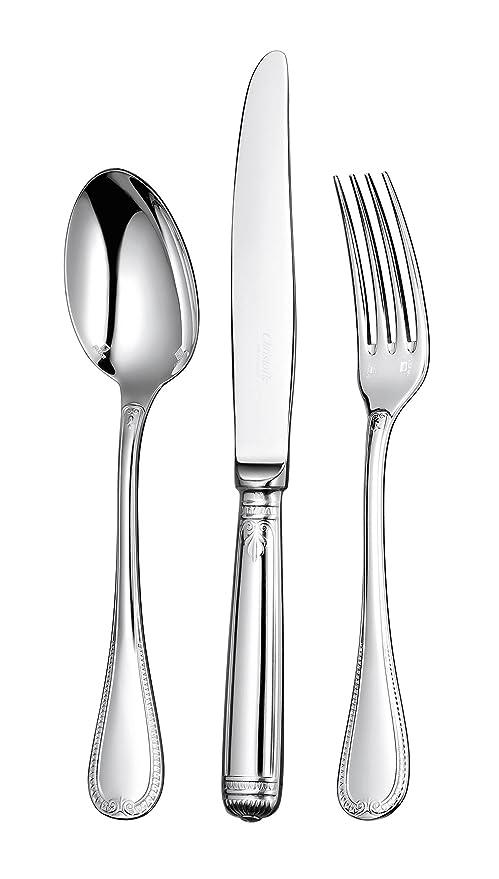 """Christofle """"Malmaison"""" de plata de 142 tlg. Juego de cubiertos de mesa"""