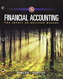 img - for Bundle: Financial Accounting: The Impact on Decision Makers, Loose-Leaf Version, 10th Edition + CengageNOWv2TM, 1 term Printed Access Card by Gary A. Porter (2016-04-13) book / textbook / text book