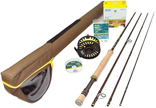 Redington Path II 890-4 Saltwater Fly Rod Outfit 8wt, 9 0 , 4pc
