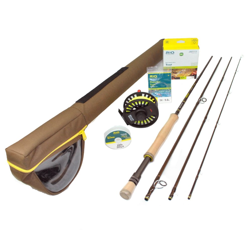 Redington Path II 890-4 Saltwater Fly Rod Outfit (8wt, 9'0'', 4pc)