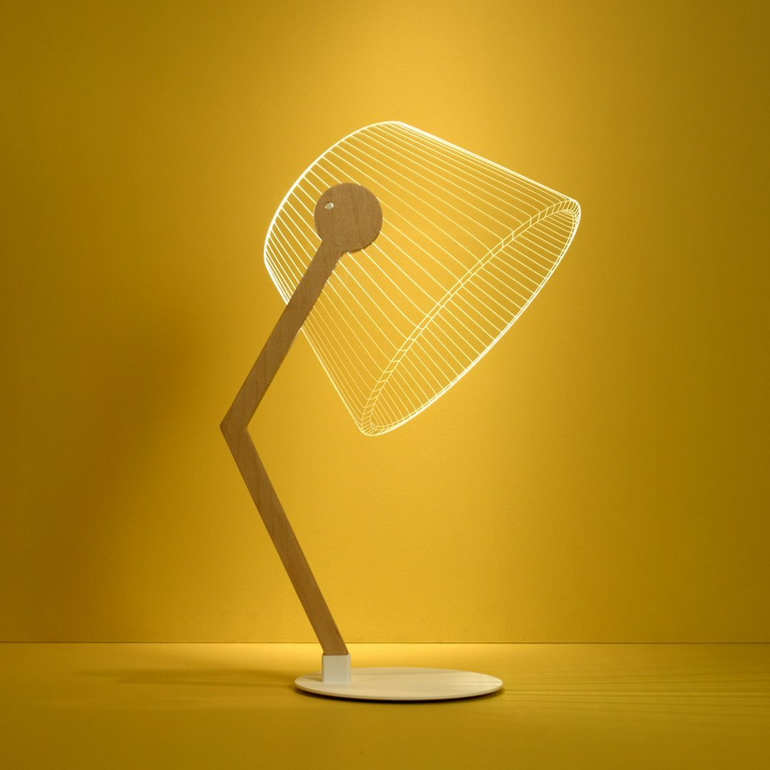 Studio Cheha ZIGGI LED-Lampe