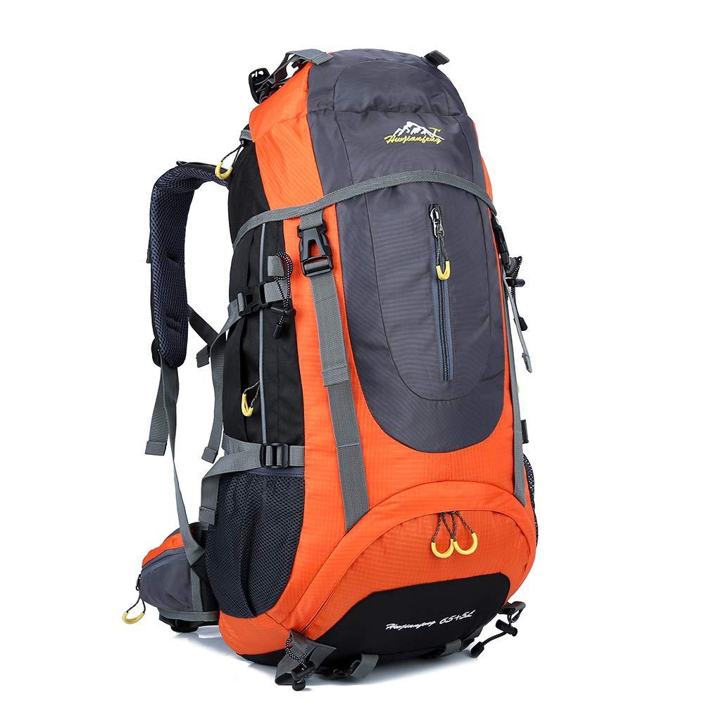 Rhfemd 70L Travel Backpack Trekking Rucksacks Hiking Mountaineering Climbing Camping Sports Daypack for Men Women