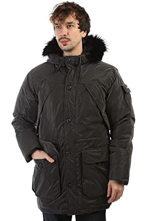 penfield medium  : Penfield Men's Hoosac Reflective Jacket, Medium Black ...