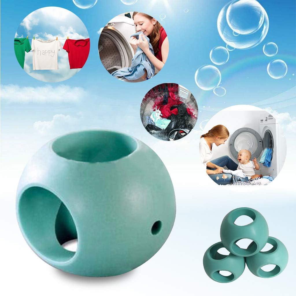 6 cm 95sCloud 3PCS Magnet Waschkugel Waschball Waschball Magnetische Kugel f/ür die Waschmaschine und//oder den Geschirrsp/üler