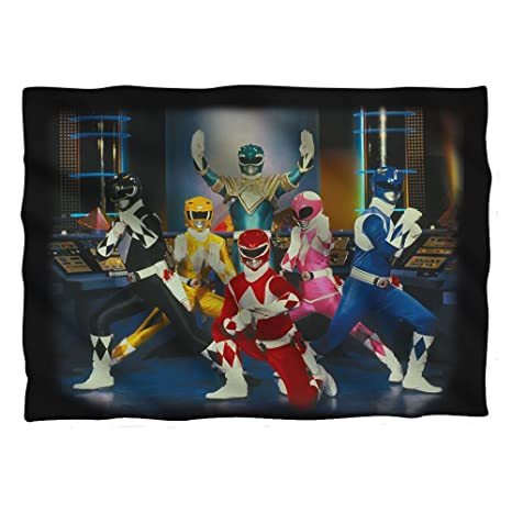 Amazon.com: Stance – -Power Rangers – -Funda de almohada ...