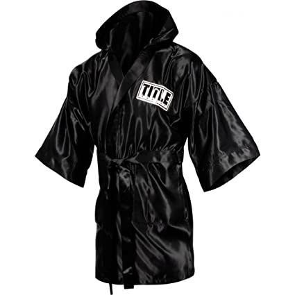 Amazon.com   Title Boxing TITLE Stock Full Length Robe   Mens Boxing ... 09e12b966