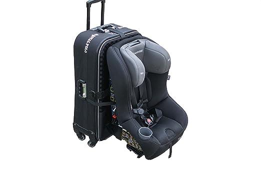 Amazon.com: ADS - Correa de equipaje para asiento de coche ...