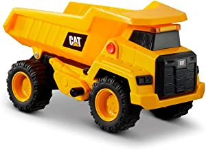 Cat Construction Power Haulers Dump Truck, Yellow