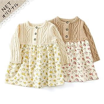 646559a58aa83 Biquette (ビケット ) ワンピース (80~130cm) キムラタンの子供服 (32439