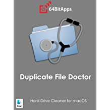Duplicate File Doctor For Mac - Find and Remove Duplicate Files [Download]