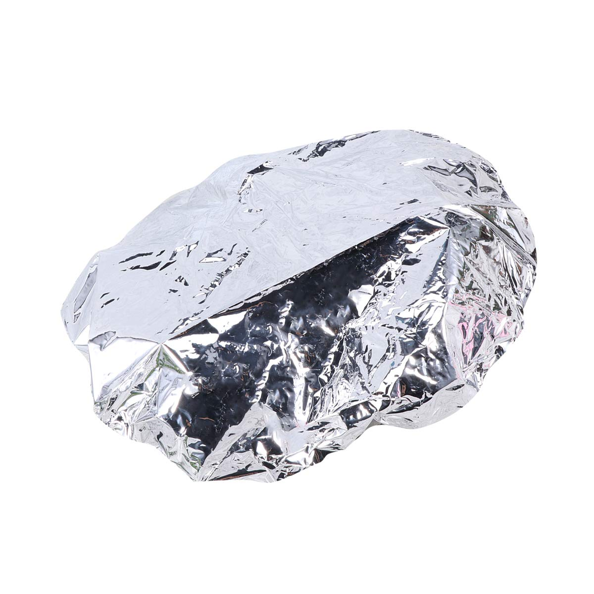 Heated Cap Disposable Aluminum Foil Conditioning Heat Thermal Cap Hair Steamer Cap Heat Hair Cap