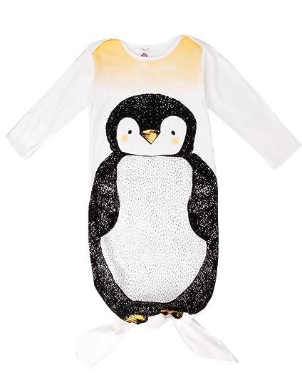 iefiel Baby Unisex Saco de dormir neugeboren algodón Sacos de dormir manta Baby – Saco de