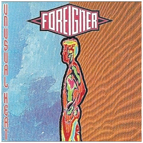 foreigner unusual heat cd buyer's guide