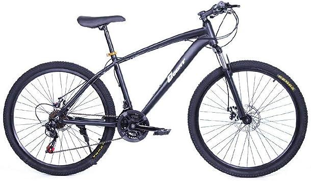 Riscko Bicicleta de Aluminio Mountain Bike Explorer Gris 16 kg ...