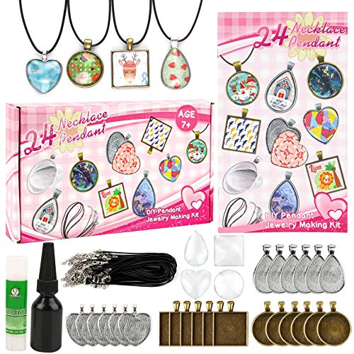 Really fun jewelry kit that is safe for kids to use - no sharp edges