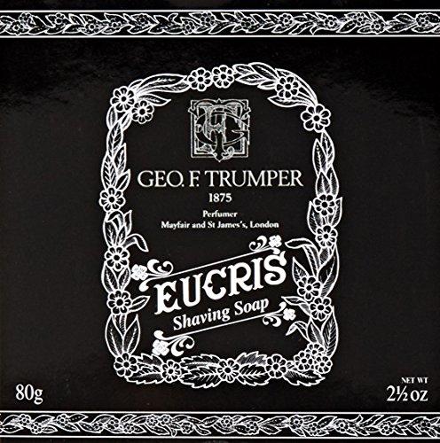 Geo F. Trumper Eucris Hard Shaving Soap Refill 80g by Geo F. Trumper