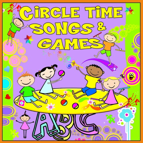 Circle Time Songs & Games (Kimbo Cds Educational)