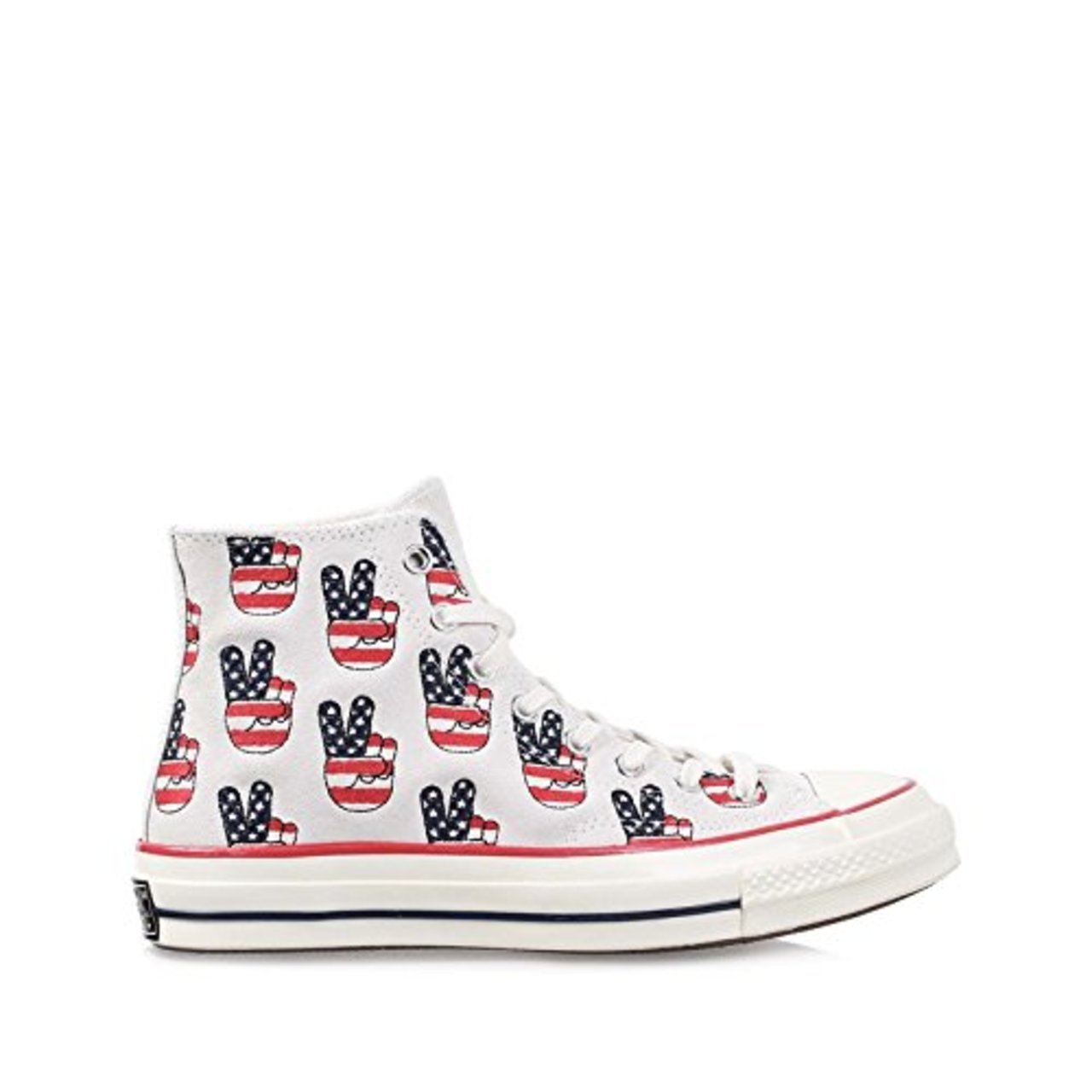 Converse Chuck Taylor All Star 70 Election Day High Top Bone 7 D(M) US